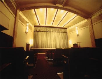 Victa Cinema After Being Restored by Geoff Stock
