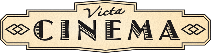 Victa Cinema Logo